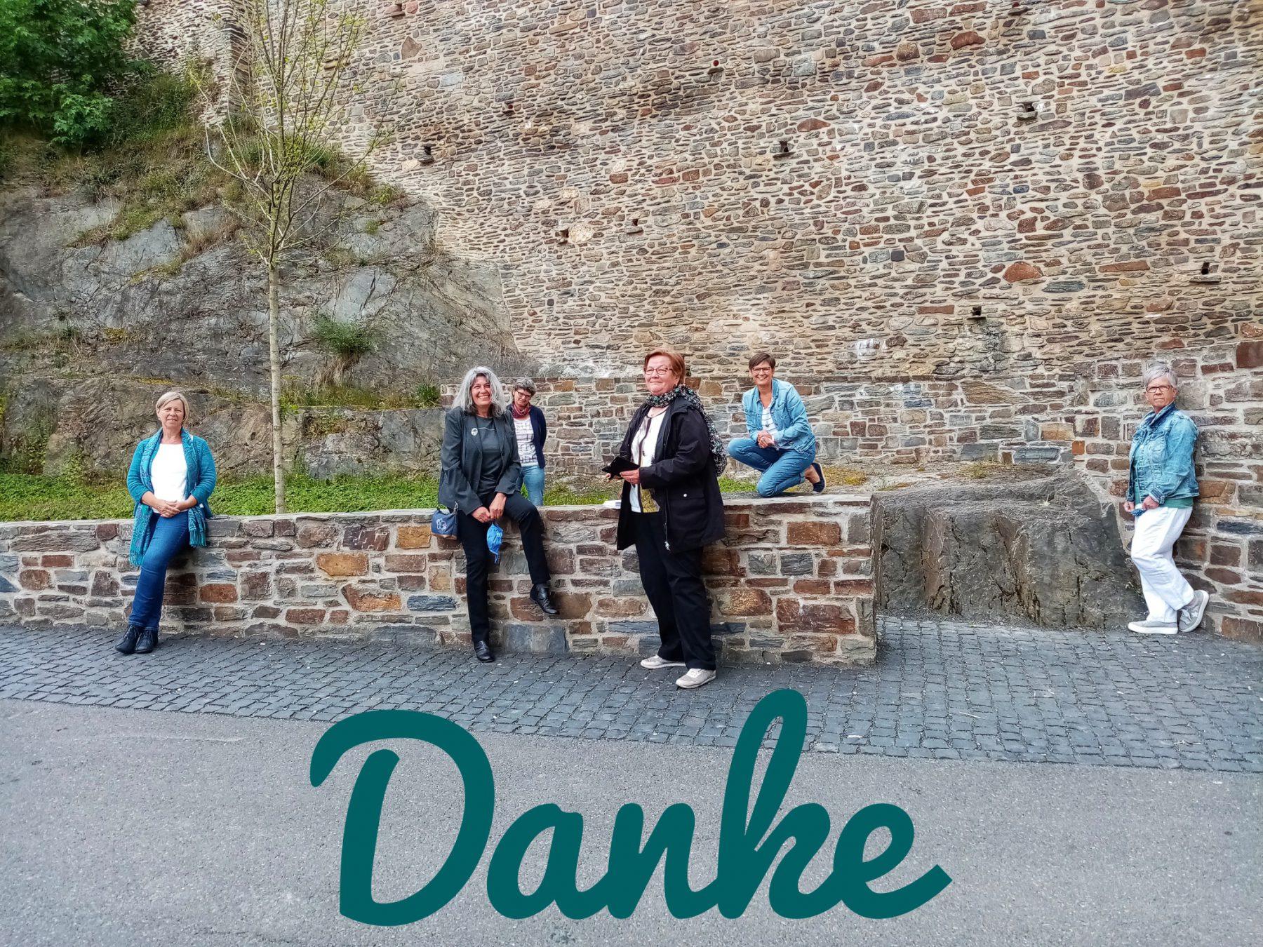 Landfrauen Ravengiersburg spenden an die Hospizgemeinschaft
