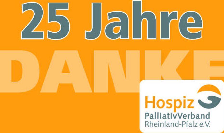 25 Jahre Hospiz- und Palliativverband